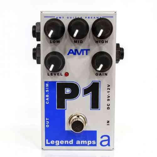 AMT Electronics P-1 Legend Amps PV-5150