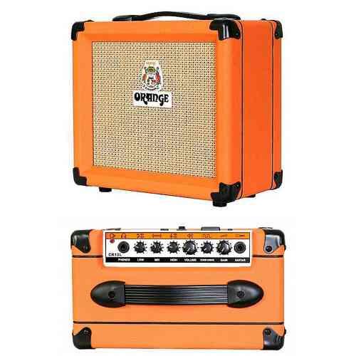 Orange CR12L Crush Pix