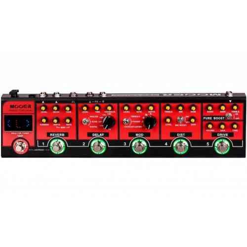 Mooer Truck Red