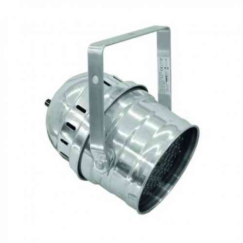 EUROLITE LED PAR-64 RGB 36X3W SHORT SIL