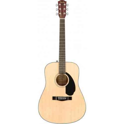 Fender CD-60 DREAD V3 DS NAT WN