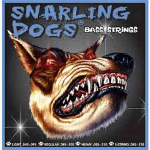 D'Andrea SDN-40 Snarling Dogs WOOFERS 40-96 Light