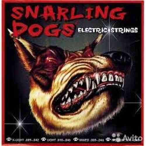 D'Andrea SDNYB Snarling Dogs