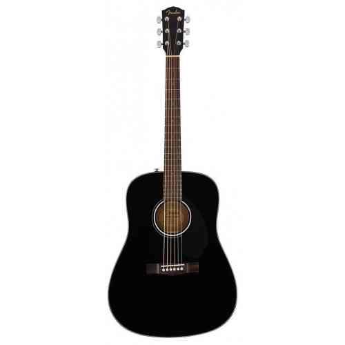 Fender CD-60S WN Black