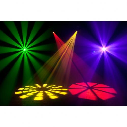 Вращающаяся голова AMERICAN DJ X-MOVE LED 25R #5 - фото 5