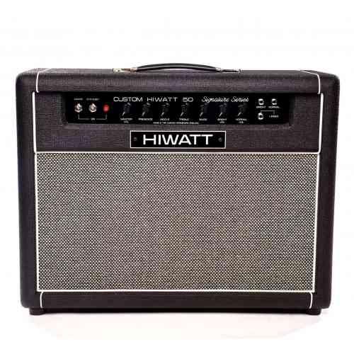 Hiwatt SA212 Custom 50 Buldog