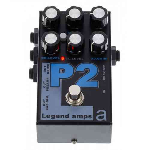 AMT Electronics P-2 Legend Amps PV-5150