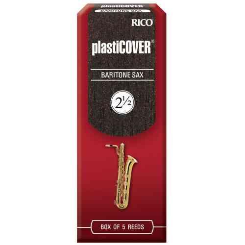 Rico Plasticover Baritone Sax 2,5x5 (RRP05BSX250)