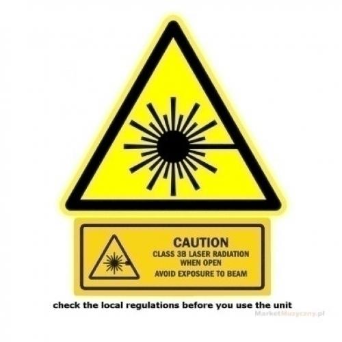 Лазерный проектор American DJ Hypnotic RGB #2 - фото 2