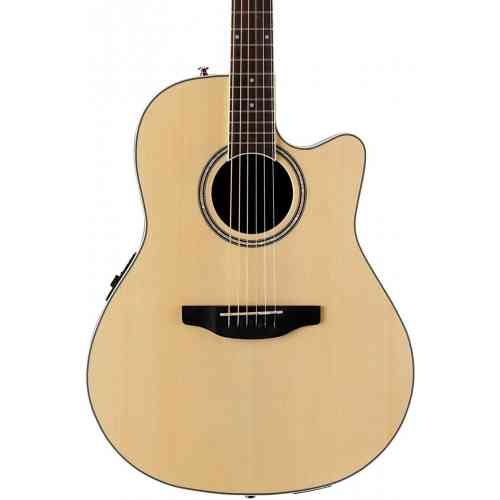 Applause AB24II-4-4 Balladeer Mid Cutaway Natural