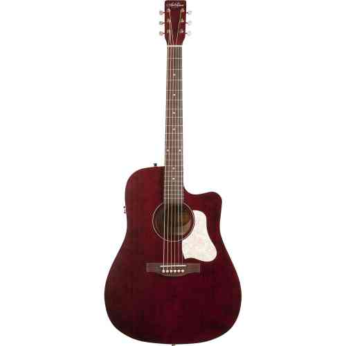 Art & Lutherie 042449 Americana Tennessee Red CW QIT