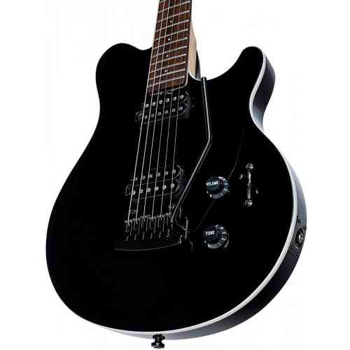 Sterling by MusicMan SUB Series AX3S-BK-R1