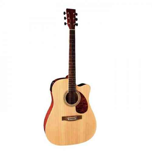 Tenson D10 CE Dreadnought Cutaway Natural