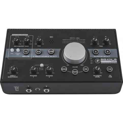 Mackie Big Knob Studio USB