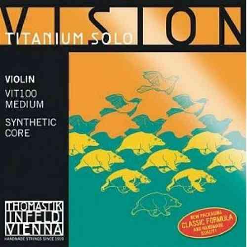 Thomastik Vision Titanium Solo (VIT100) 4/4