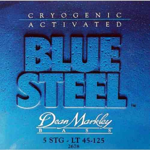 Dean Markley BLUE STEEL 2678