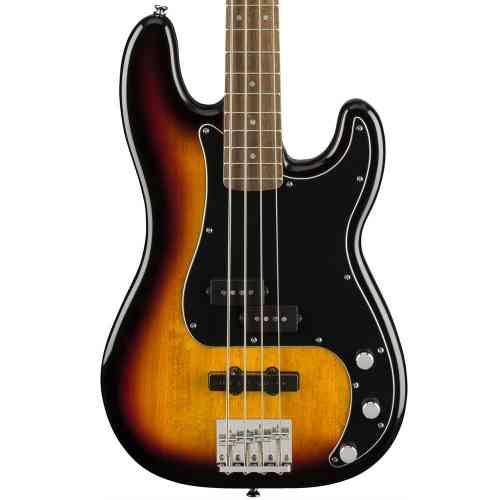 Fender Squier Affinity Series Precision Bass® PJ Pack, Laurel Fingerboard Brown Sunburst