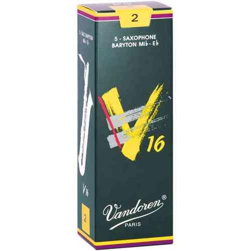 Vandoren V16 SR-742 (№ 2)