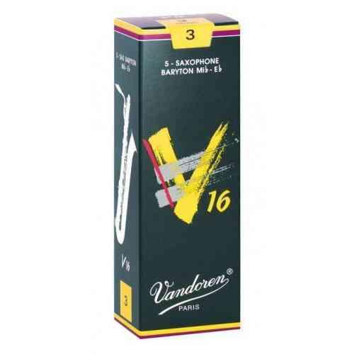 Vandoren V16 SR-743 (№ 3)