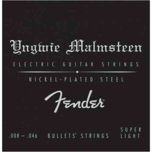 Fender Yngwie Malmsteen Signature Electric Guitar Strings