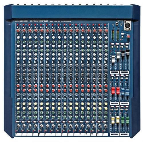 Allen & Heath MixWizard WZ3 12M - фото 2