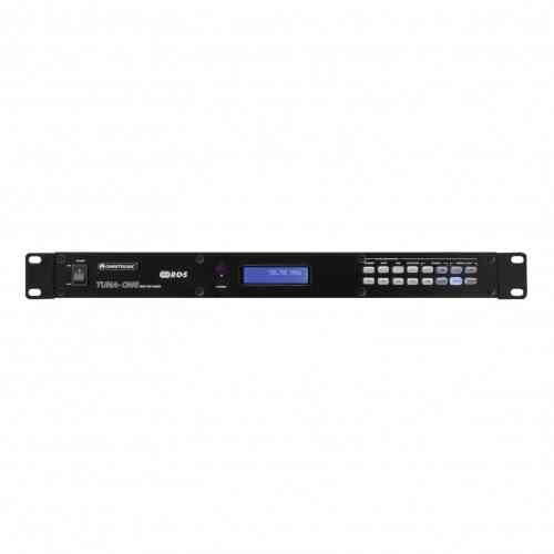 Omnitronic TUNA-ONE RDS FM Tuner