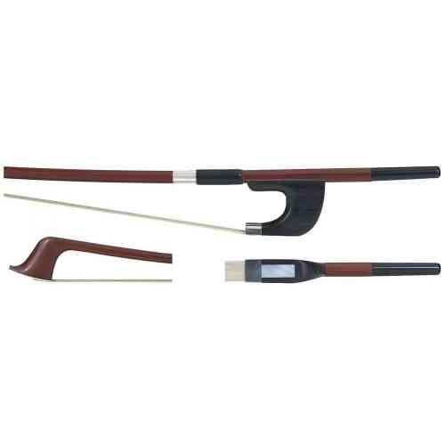 Gewa Double Bass Bow Brazil Wood Jaeger German 3/4