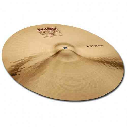 Paiste 2002 Thin Crash 17''
