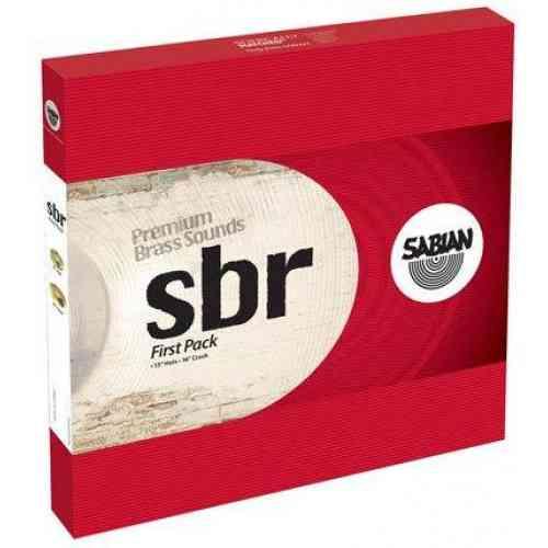Sabian SBr First Pack