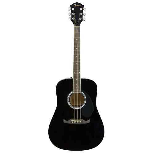 Fender FA-125 DREADNOUGHT BLACK WN