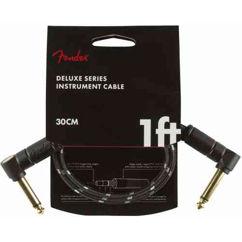 Fender DELUXE 1' INST CABLE BTD