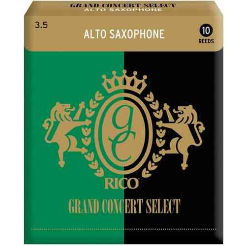 Rico Grand Concert Soprano Sax 3,5x10 (RGC10SSX350)