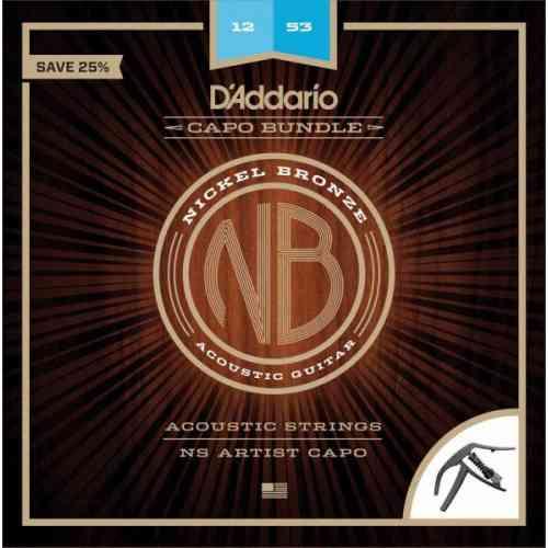 D`Addario NB1253-CP10