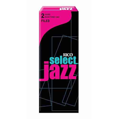 Rico RSF05BSX2H Select Jazz