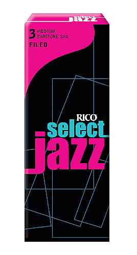 Rico RSF05BSX3M Select Jazz