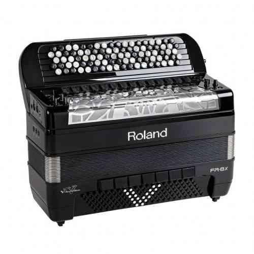 Баян Roland FR-8XB BK #2 - фото 2