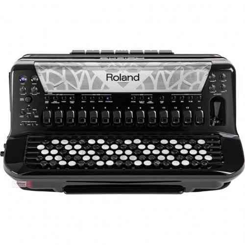 Баян Roland FR-8XB BK #3 - фото 3