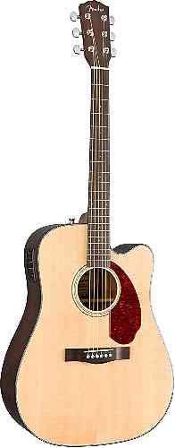 Fender CD-140SCE DREAD NAT W/CASE