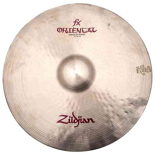 Zildjian A0623 22' FX ORIENTAL CRASH OF DOOM