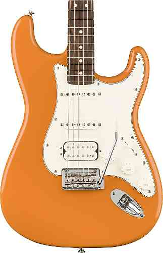 Fender PLAYER STRATOCASTER® HSS, PAU FERRO FINGERBOARD CAPRI ORANGE