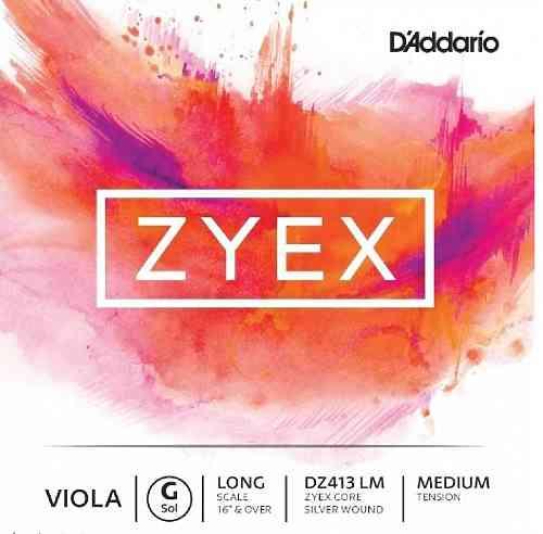 D`Addario DZ413 LM Zyex