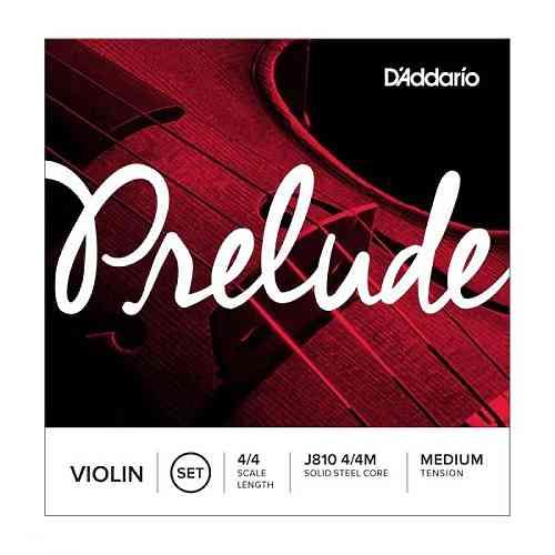 D`Addario J810 4/4M prelude