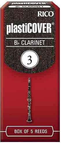 Rico Plasticover Bb Clarinet 3,0x5 (RRP05BCL300)