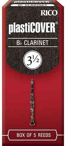 Rico Plasticover Bb Clarinet 3,5x5 (RRP05BCL350)