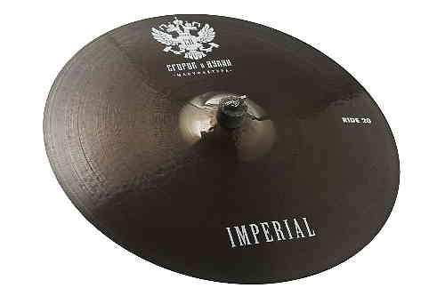 EDCymbals EDIMRI20 Imperial 2017 Ride 20