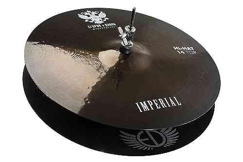 EDCymbals EDIMHH14 Imperial 2017 Hi-Hat 14