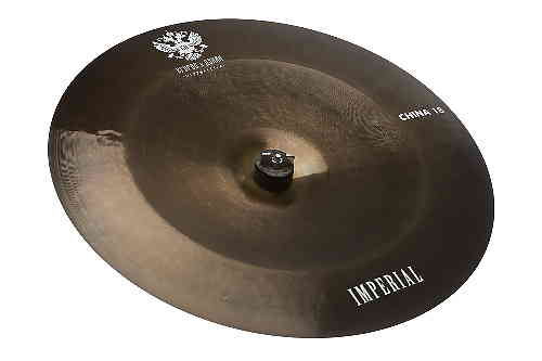 EDCymbals EDIMCH18 Imperial 2017 China 18