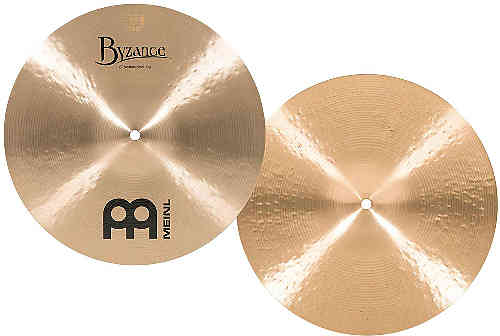 Meinl B13MH Byzance Traditional Medium Hihat 13