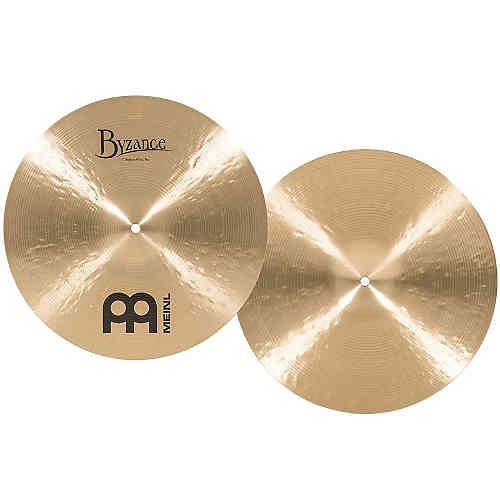 Meinl B15MH Byzance Traditional Medium Hihat