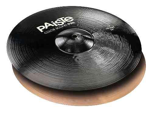 Paiste Color Sound 900 Black Heavy Hi-Hat 14
